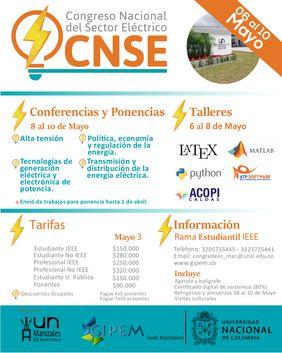 Congreso Nacional del Sector Eléctrico (CNSE) 2018