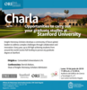 Charla «Opportunities to carry out your graduate studies at Stanford University»