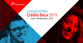 Convocatoria 2019 del Programa Crédito Beca de Colfuturo