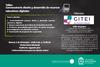 Taller-conversatorio «Diseño y desarrollo de recursos educativos digitales»