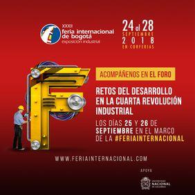 Foro «Retos del Desarrollo en la Cuarta Revolución Industrial»
