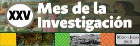XXV Mes de la Investigación (Universidad Nacional de Colombia sede Amazonia)