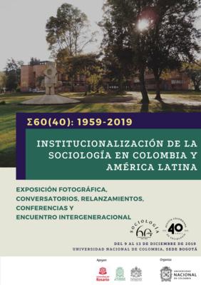 Encuentro «Institucionalización de la Sociología en Colombia y América Latina»