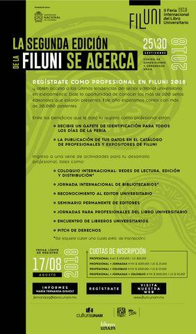 Jornadas profesionales en FILUni 2018: para todos los actores del mundo de la edición académica en Colombia