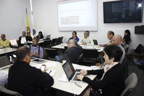 El Centro de Excelencia en Agua contribuiría a liderar la cooperación entre diversas áreas en forma continua (Foto: Nicolás Bojacá/Unimedios)