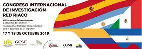 Congreso Internacional de Investigación RIACO-ASCOLFA 2019