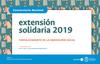 Abierta la Convocatoria Nacional de Extensión Solidaria 2019 para el Fortalecimiento de la Innovación Social