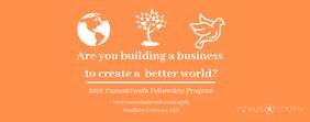 Global Fellowship Program for Social Entrepreneurs 2019 (Yunus & Youth)