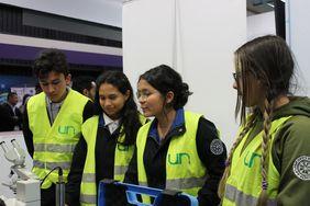 Foto: Diana Becerra B./Dirección de Investigación y Extensión Sede Bogotá