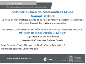Invitación conferencia de las 11:00