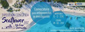 Convocatoria anteproyectos de investigación - Expedición científica Seaflower 2017, Isla Cayo Serranilla