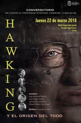 Conversatorio «Stephen Hawking y el origen del todo»