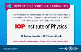 IOP Science