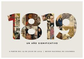 #BicentenarioUNAL Inauguración de la exposición temporal «1819, un año significativo»