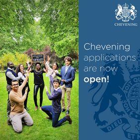 2018-2019 Chevening Scholarships