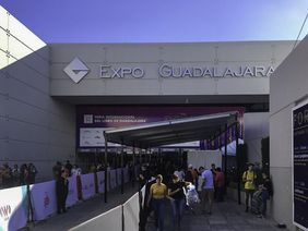 #LibrosUN presentes en la FIL Guadalajara 2019
