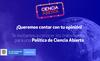 Consulta sobre lineamientos de política de ciencia abierta para Colombia (Colciencias)