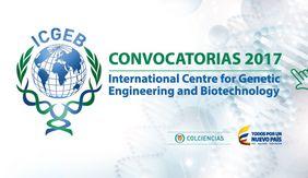 Convocatorias ICGEB Colciencias 2017