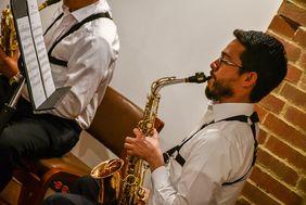 Concierto Cuarteto de Saxofones de Bogotá (Foto: David Sánchez G./Editorial UN)
