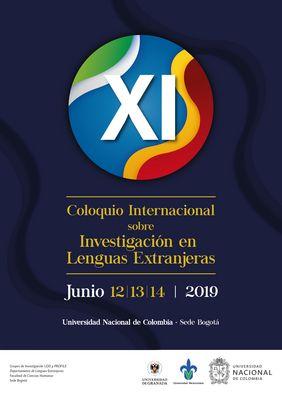 XI Coloquio Internacional sobre Investigación en Lenguas Extranjeras