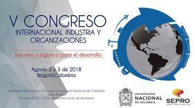 V Congreso Internacional Industria y Organizaciones (CIIO 2018)