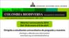 Convocatoria Becas Colombia Biodiversa 2016