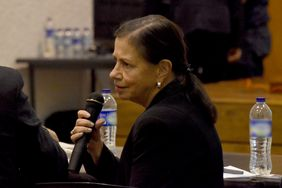 Carmen María Romero Isaza, vicerrectora de Investigación de la U. N. (Foto: Laura Berrío)
