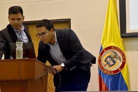Juan Camilo Paredes Escobar (Foto: Laura Berrío)