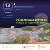 Lanzamiento del libro 'Paisajes inadvertidos: miradas de la guerra en Bogotá'