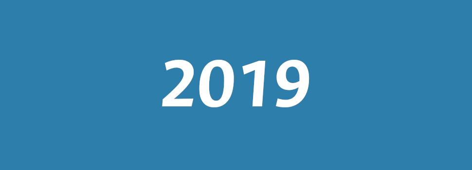 Resoluciones 2019