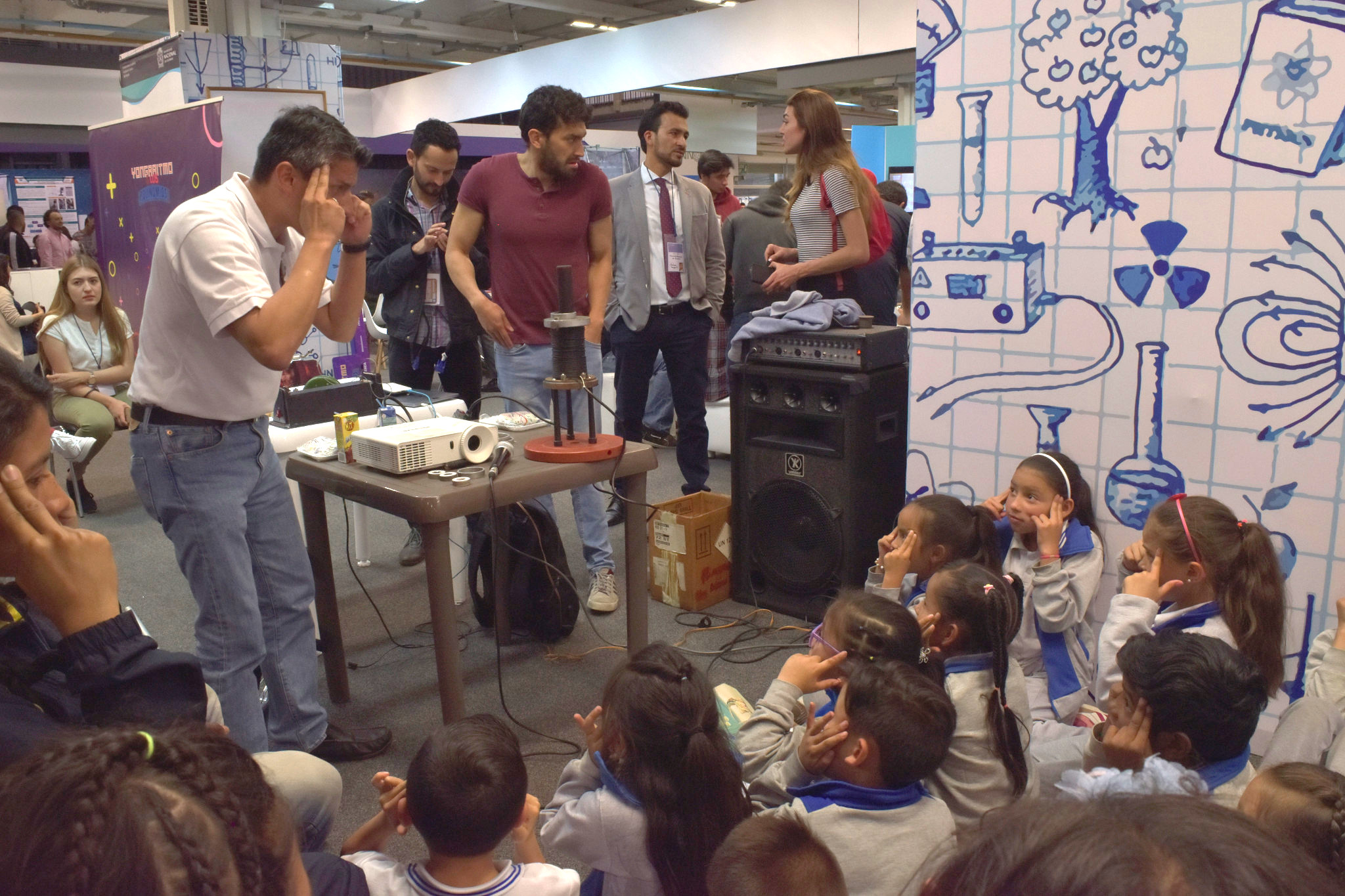 Foto: Vicerrectoría de Investigación