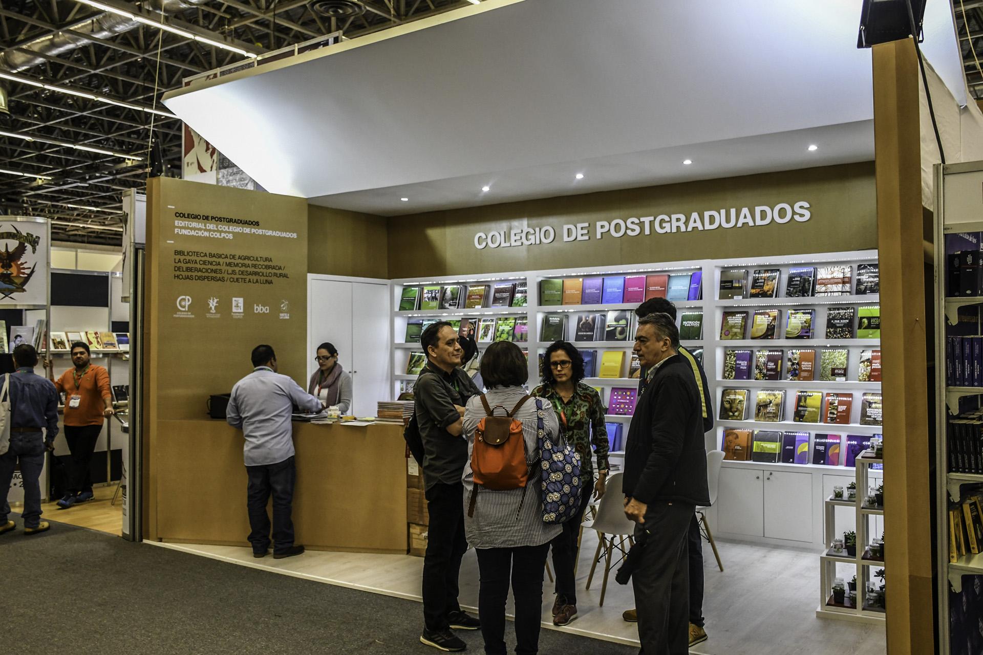Colegio de Posgraduados (Foto: David Sánchez / Editorial UN)