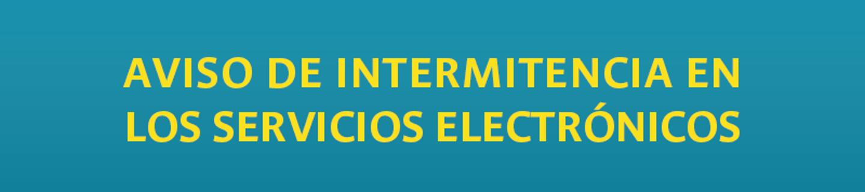 Aviso de intermitencia y suspensión de servicios electrónicos del Sistema de Investigación de la Universidad Nacional de Colombia (10 al 12 de marzo de 2017)
