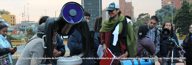 Sesquicentenario en el Bicentenario (Foto: Diana             Becerra/DIEB)