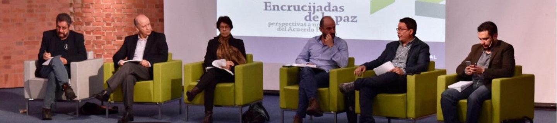 Evento Centro pensamiento Paz (Foto: Andrés Barriga)