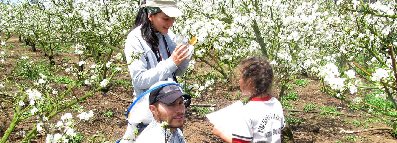 Foto: archivo particular de Jessica Vaca  Uribe y Maikol Santamaría vía Unimedios