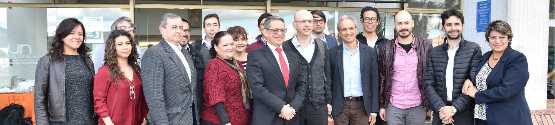 La Editorial U. N. fue la anfitriona de la última reunión de 2016 de la Asociación de Editoriales Universitarias de Colombia (ASEUC) el 14 dic 2016 (Foto: VRI)