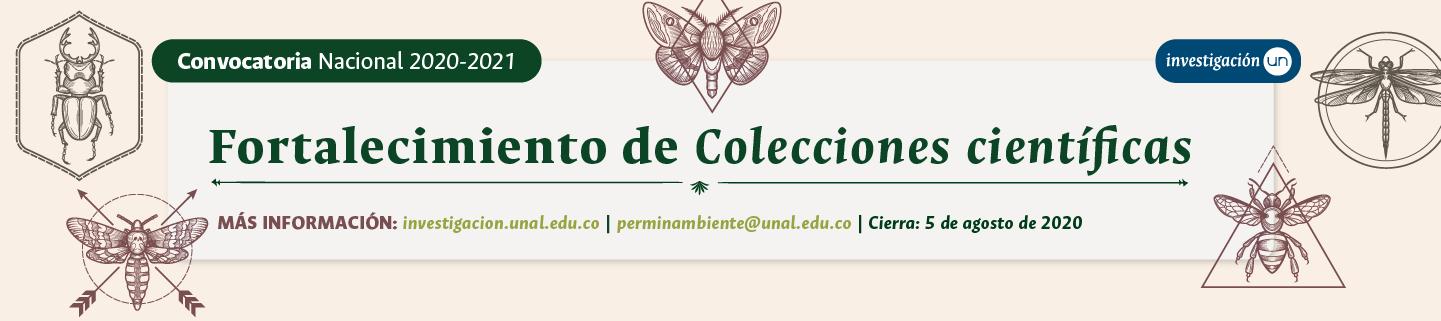 #ColeccionesUNAL