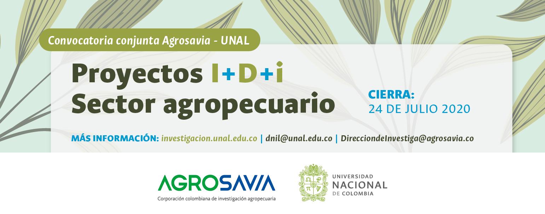 UNAL Agrosavia