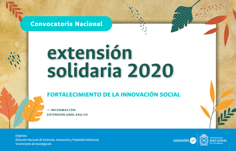 UNAL Investiga 2020