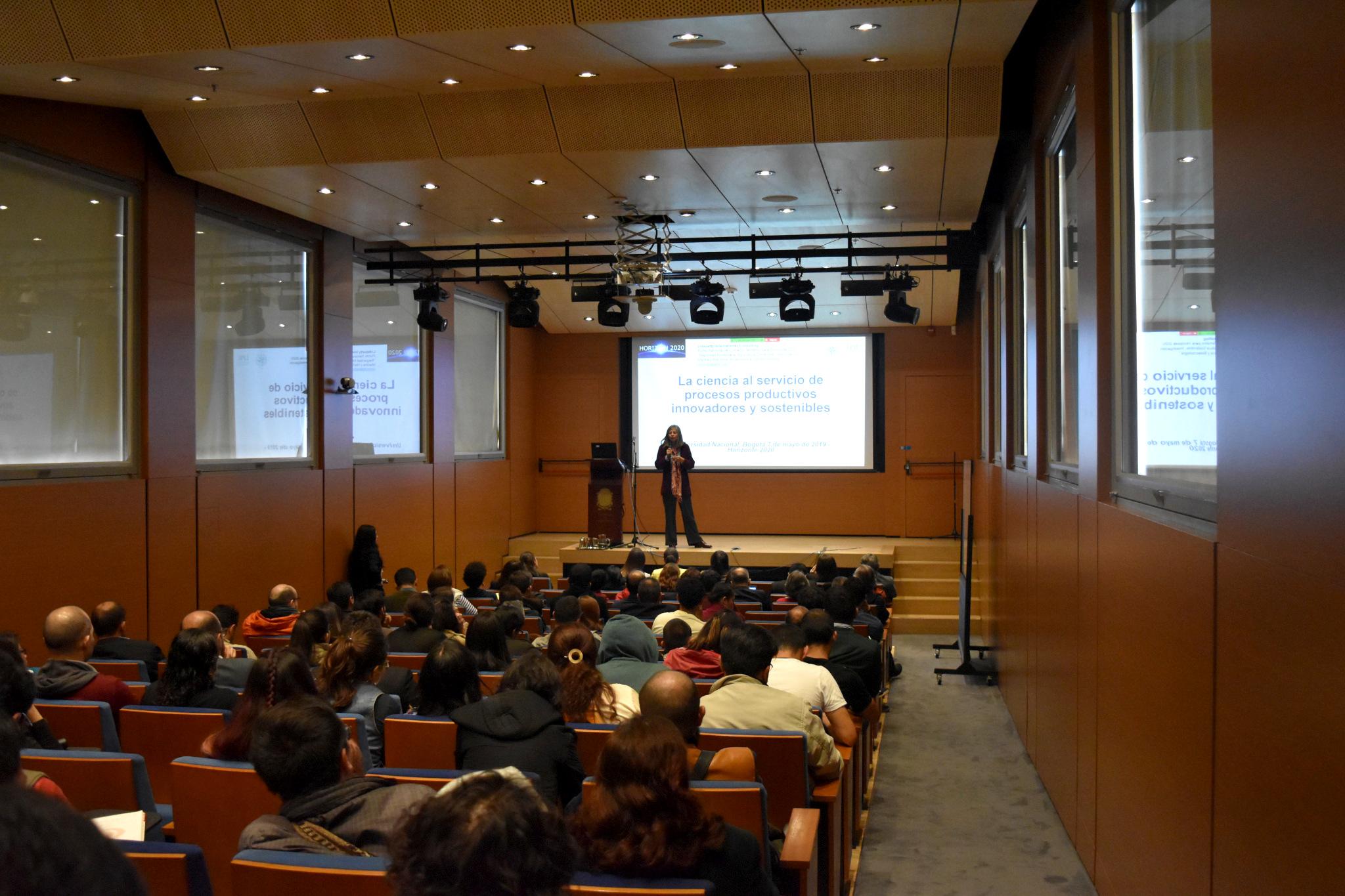 Foto: Vicerrectoría de Investigación, Universidad Nacional de Colombia