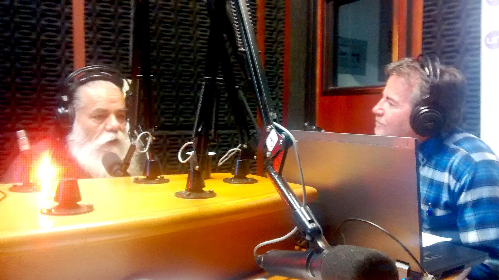 Dioscórides Pérez y Richard Hernández