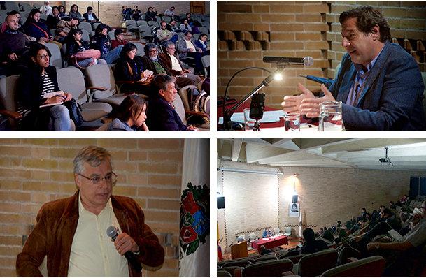 Presentación del Centro de Pensamiento y conferencia inaugural (14 de octubre de 2015)