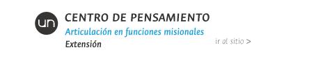 CP Articulación funciones misionales:                     extensión