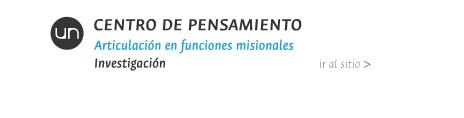 CP Articulación funciones misionales:                     investigación