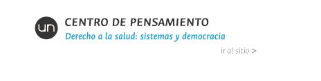 CP Derecho a la salud: sistemas y democracia
