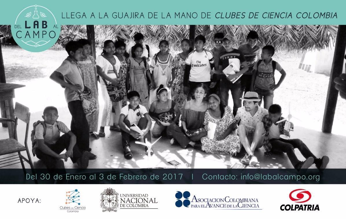 Del Laboratorio al Campo en La Guajira