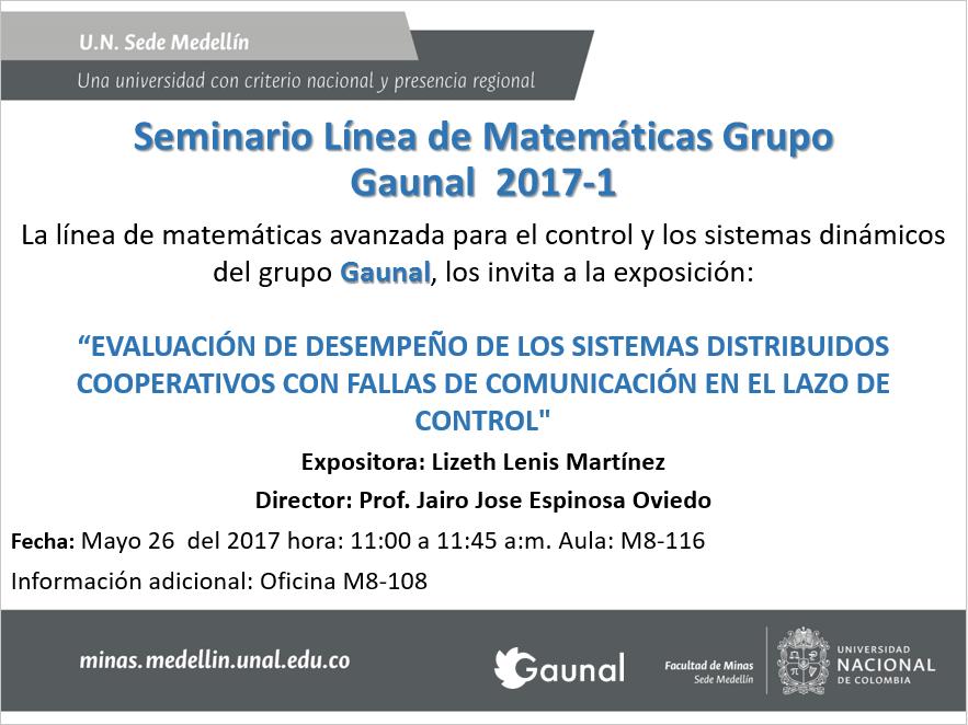 Invitación al segundo seminario