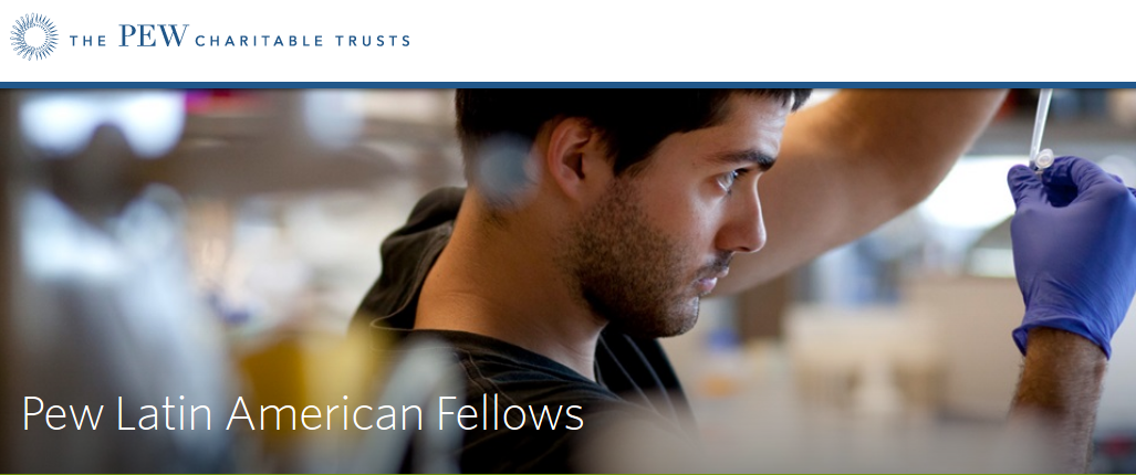 Pew Latin American Fellows Program in the Biomedical Sciences 2018