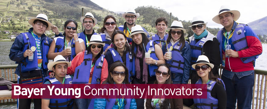 Bayer Young Community Innovators 2017